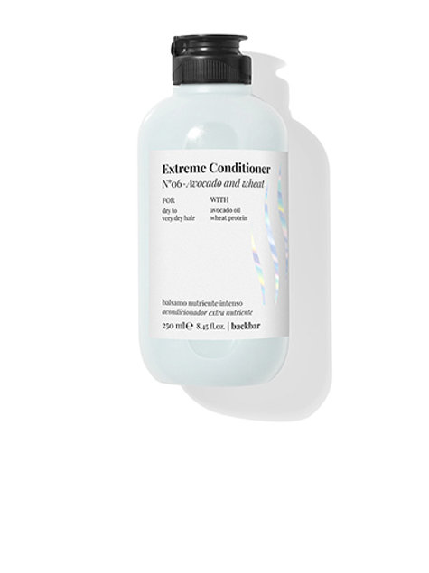 Extreme Conditioner N°06 - Avocado and Wheat