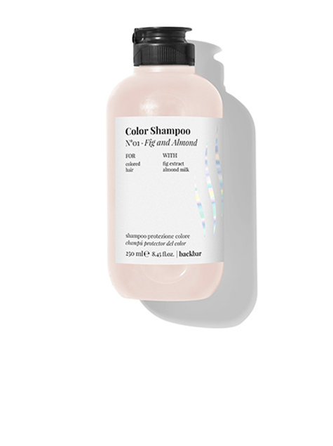 Color Shampoo N°01 - Fig and Almond