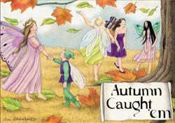 Autumn Caught 'em - Illustration