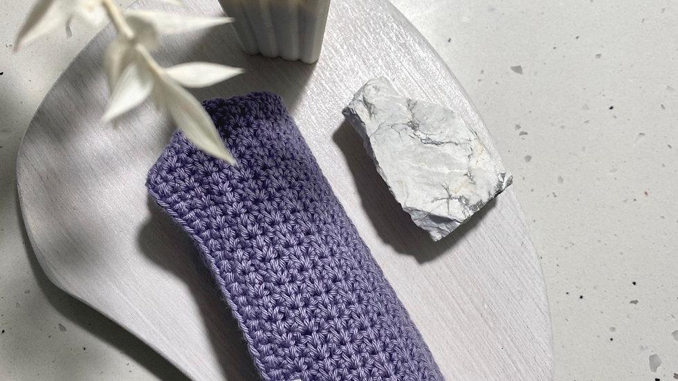Body Cloth ~ 100% Pure Cotton  ~ Cornflower