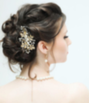 Short hair - Bridal Updo__sarahforgiee _