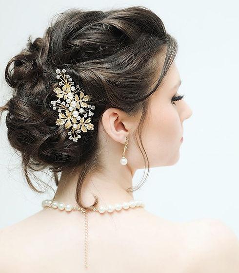 Short hair - Bridal Updo__sarahforgiee _