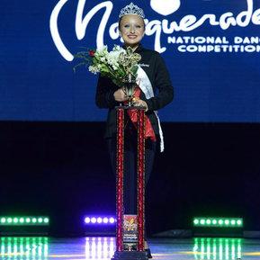 Miss Natinal Junior Masquerade 2019