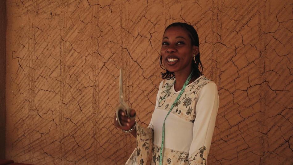 Loden trifft Indigo - Begegnungen der Mode im Niger