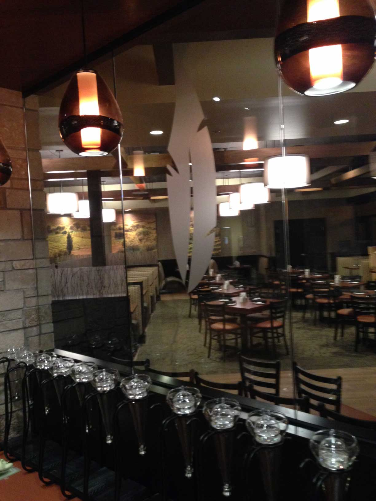 Coopers Hawk Dining Room