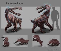 Ursuchus Concept