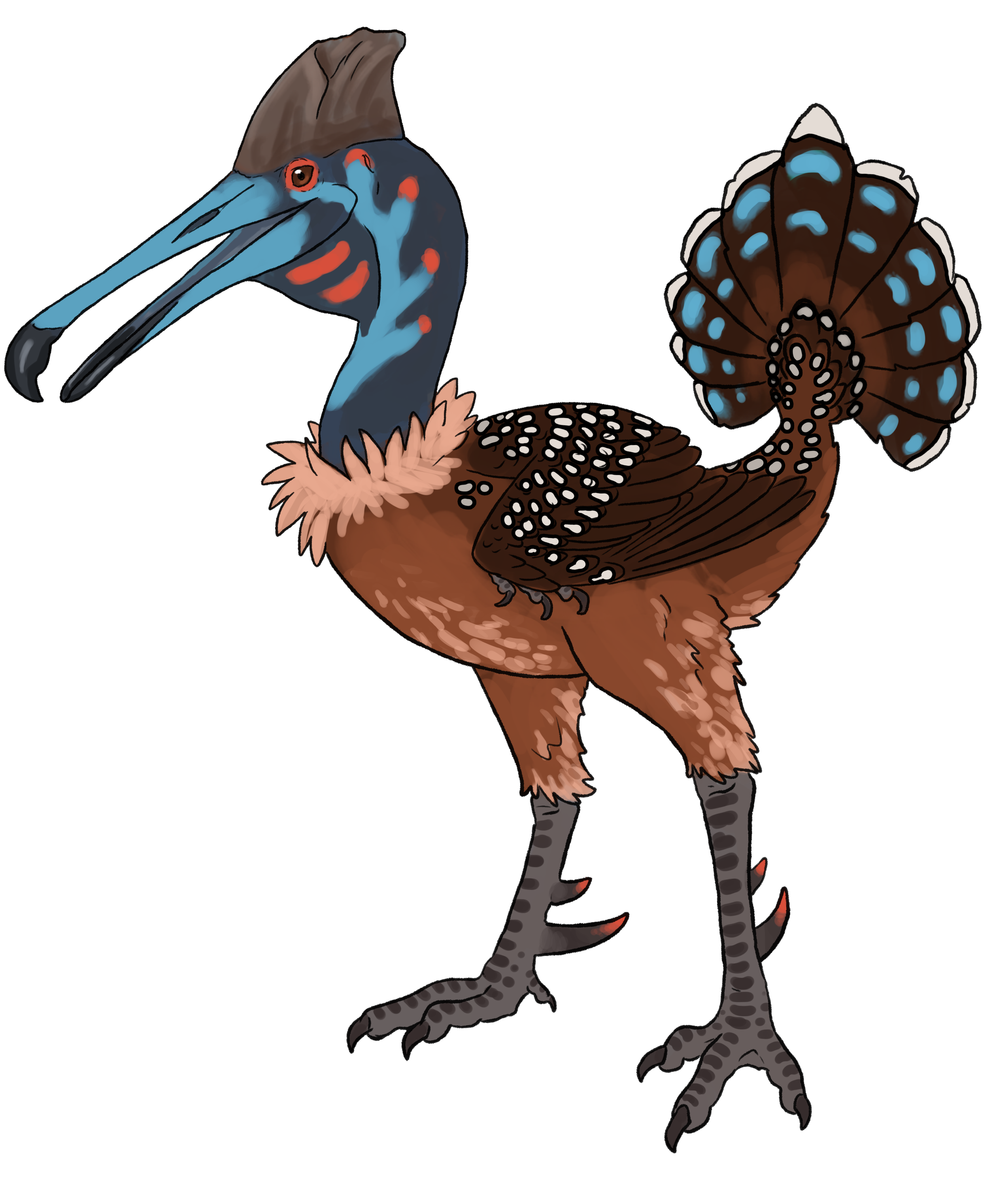 Vulture Creature