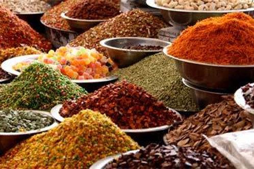 Wholesale bulk spices