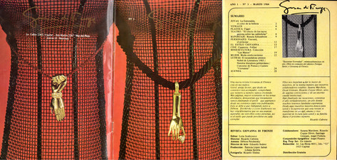 Revista Giovana Di Firenze – Marzo de  1994 - Parte 1