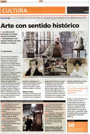 Diario El 1 - Relieves San Justo – 25 de Mayo de 2015