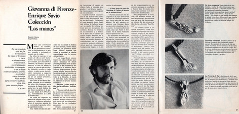 Revista Giovana Di Firenze – Marzo de  1994 - Parte 2