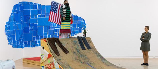 Costras Pendientes: an Exhibition Activiation of Abraham Cruzvillegas:  HI, HOW ARE YOU, GONZO?