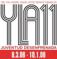 YLA: Young Latino Arists 11 at The Islander Gallery Corpus Christi, TX