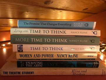 Nancy Kline-book stack.jpeg