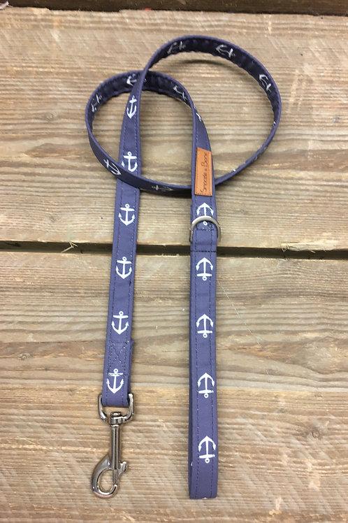 Navy Anchor Lead