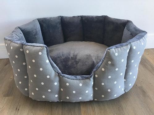 Grey Spot Cave Bed