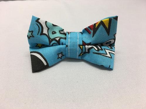 Boom Pow Bow Tie