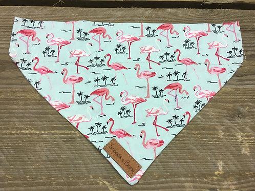 Large Flamingo Bandana