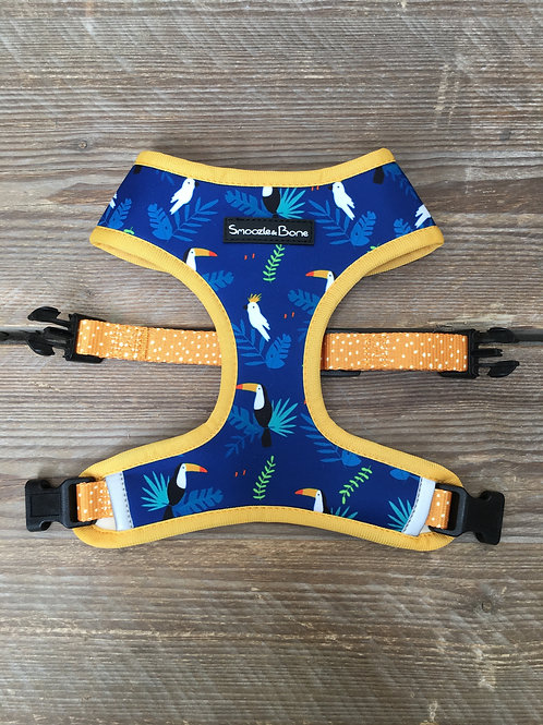 Cocka-Two-Can Reversible Harness