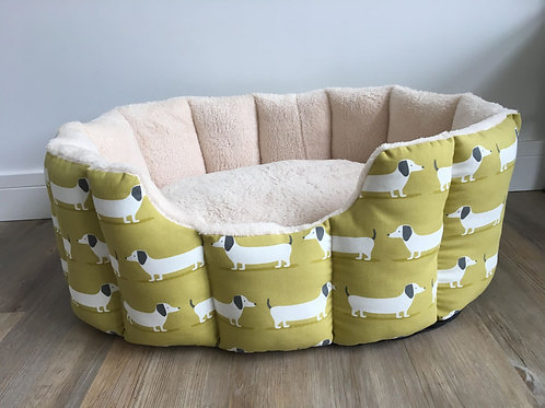 Dachshund Cave Bed
