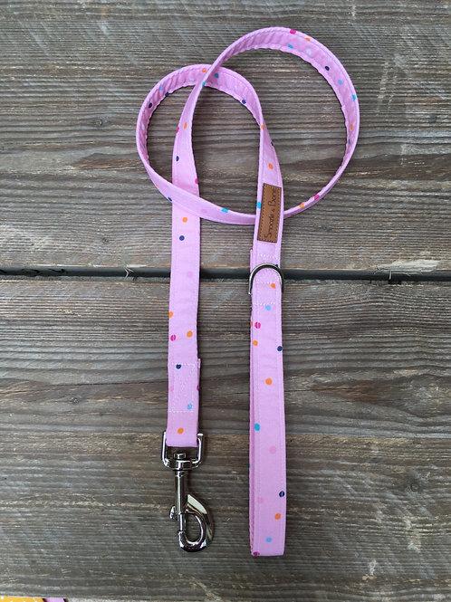 Pink Dotty Lead