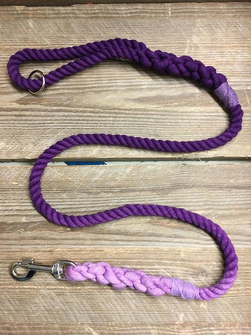 Purple Rope Lead