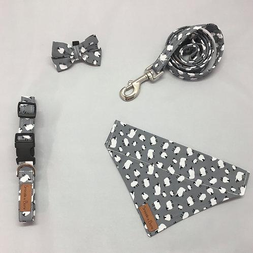 Bo Peep Grey Set