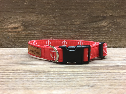Red Anchor Collar
