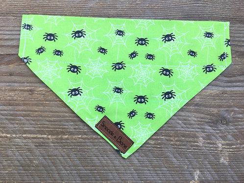 Green Spidy Bandana