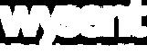 Wysent Wordmark and Tagline White _1x.pn