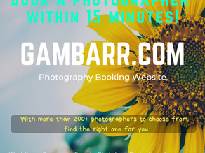 NOW THERE IS AN EASY WAY TO BOOK A PHOTOGRAPHER IN MALAYSIA...