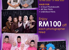Photobooth 2020 Promo