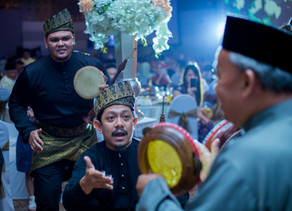 Grand Malay Wedding Reception