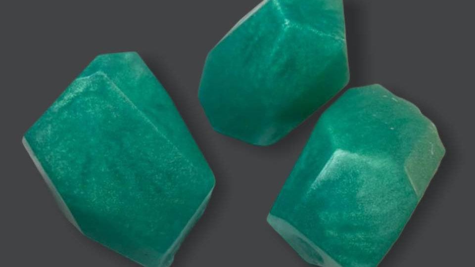 Gem/Crystal Soaps