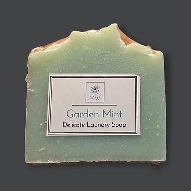 Garden Mint Delicate Laundry Soap