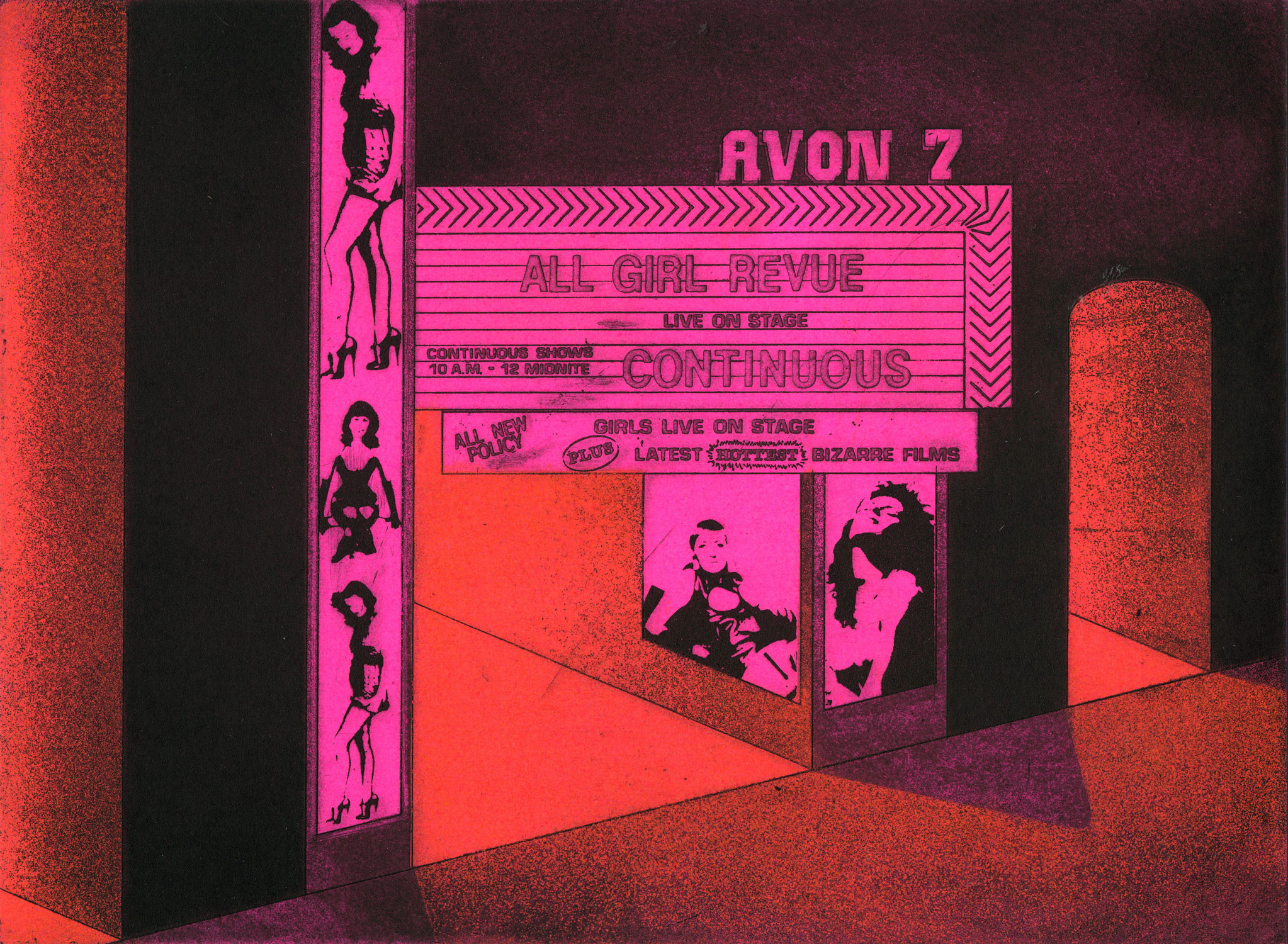 Continuous Shows: Avon 7