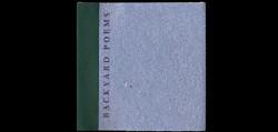 Backyard Poems: Cover