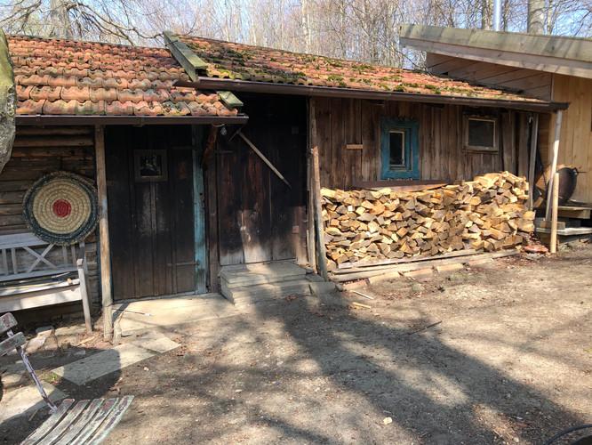 Sommer-Hütte