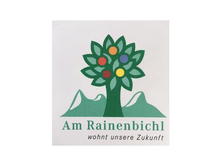 """Buntes Fest anlässlich der Einweihung der Siedlung """"Am Rainenbichl"""" in Oberammergau"""
