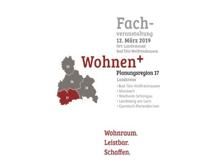 """Florian Graf von Deym hält Vortrag auf der Fachveranstaltung """"Leistbaren Wohnraum schaffen"""""""