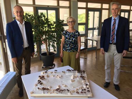 Architekturwettbewerb für das Kirchenareal in Wörthsee gestartet