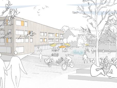 Neugestaltung des Kirchenareals in Wörthsee: Sieger des Architektenwettbewerbs steht fest