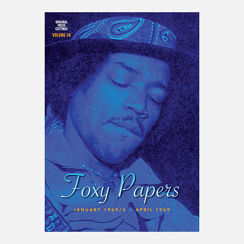 Foxy Papers vol. 6 January 1969/2 - April 1969