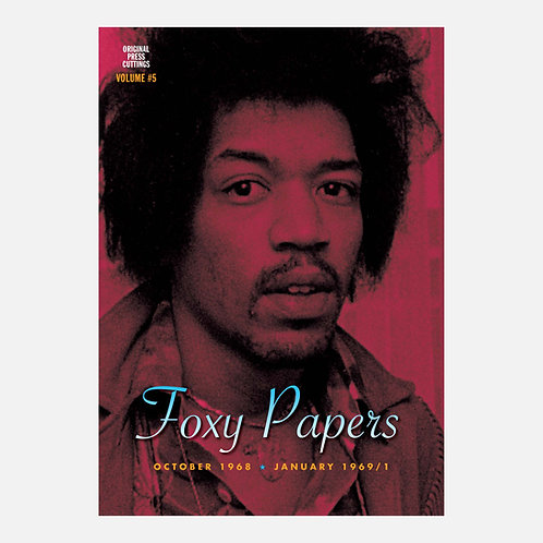 Foxy Papers vol. 5 October 1968 - January 1969/1