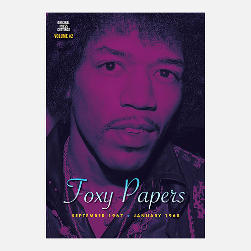 Foxy Papers vol. 2  September 1967 - January 1968