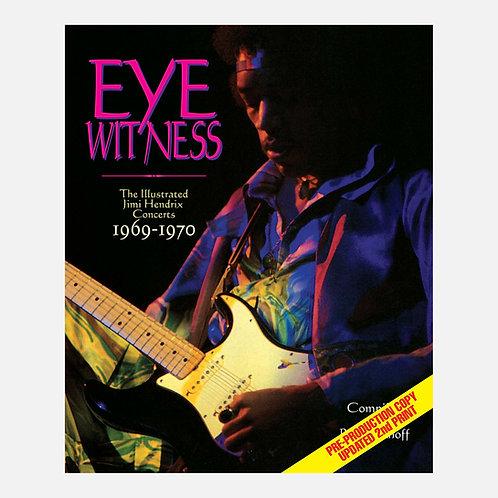Eyewitness 1969/1970 – The Illustrated Jimi Hendrix Concerts