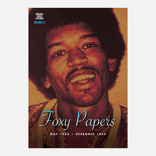 Foxy Papers vol. 7 May 1969 - December 1969