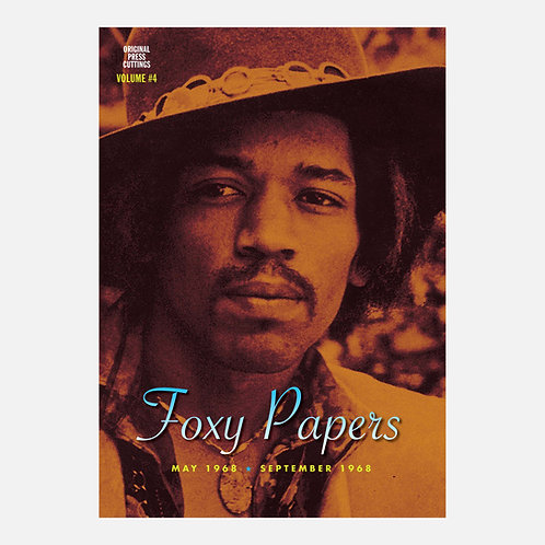Foxy Papers vol. 4 May 1968 - September 1968