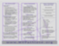 Sponsorship Brochure Page 2