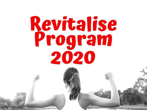 Revitalise Program 2020